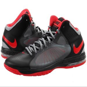 NIKE High Top Max Air Flywire Sneaker 622041-001